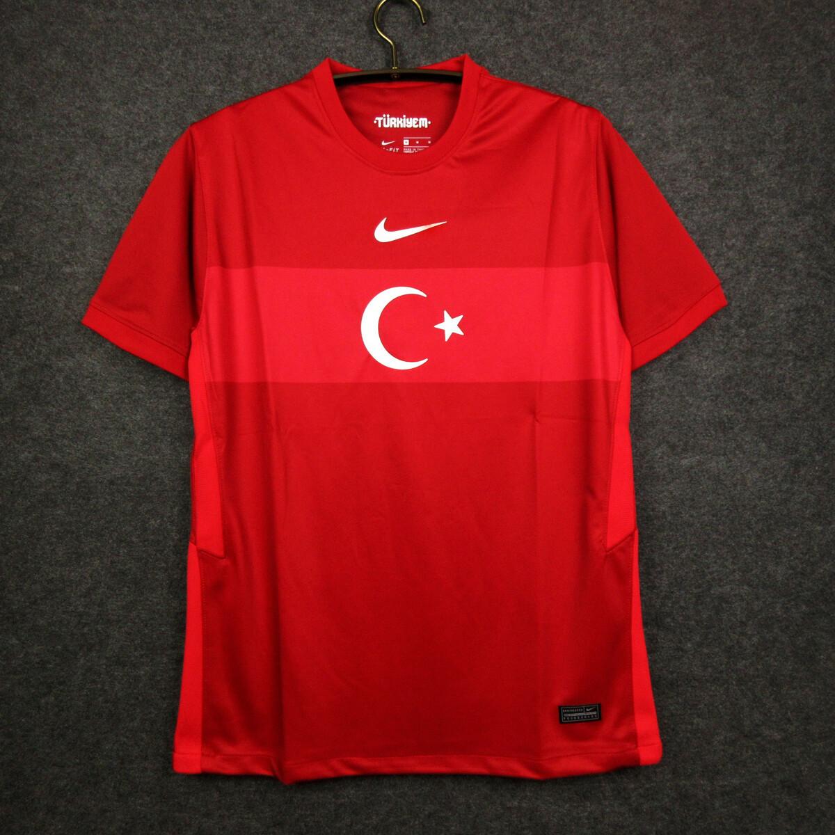 Camisa Turquia 2020-21 Nike  (Home-Uniforme 1)