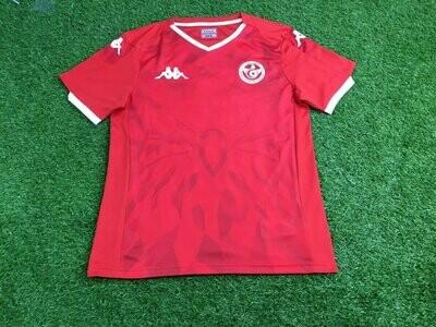 Camisa Tunísia 2020-2021 Kappa