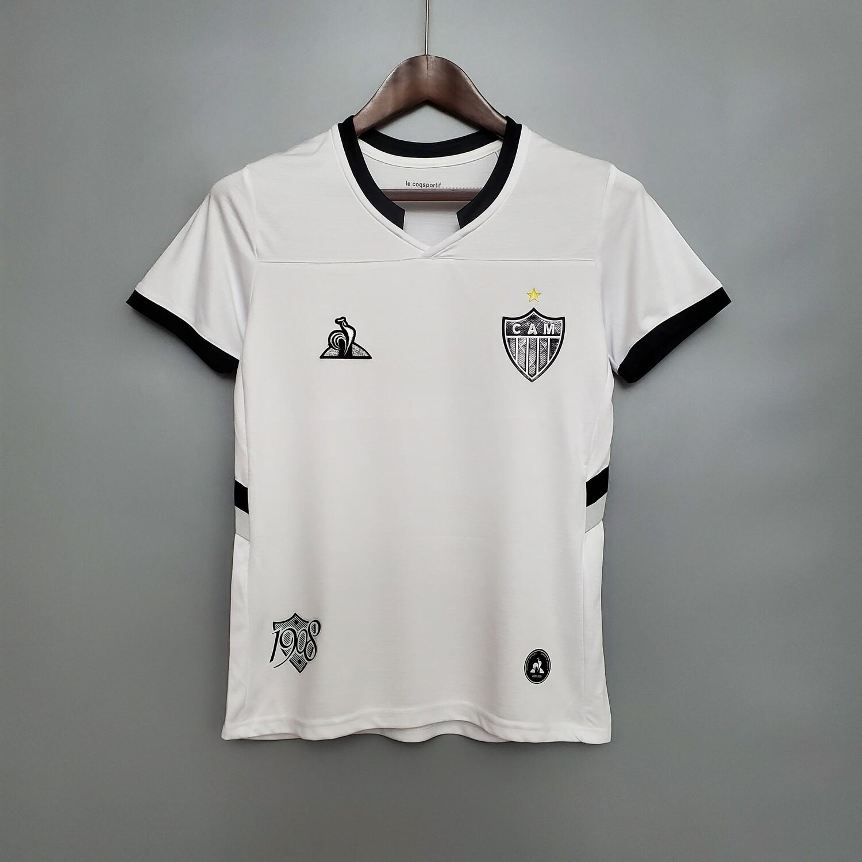 Camisa Le Coq Sportif Atlético Mineiro II 2020 Feminina