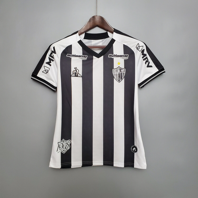 Camisa Le Coq Sportif Atlético Mineiro I 2020 Feminina