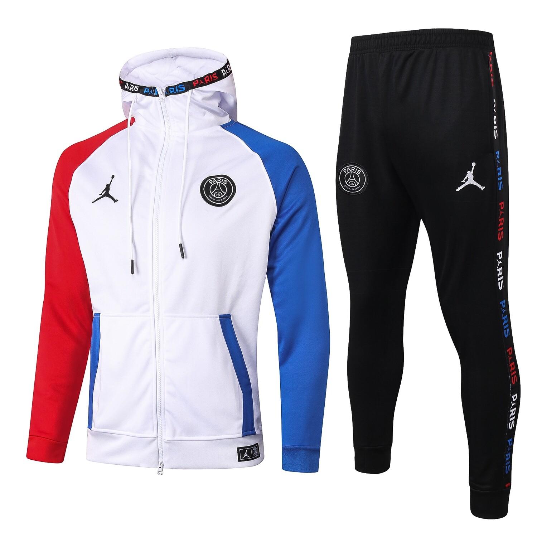 Kit Blusão Jordan PSG  Unissex + Calça