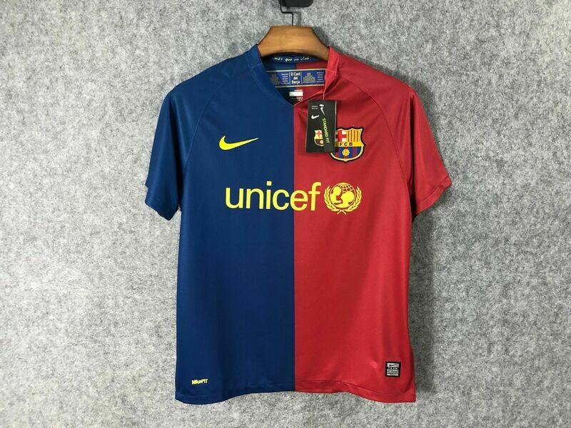Camisa Barcelona  2008