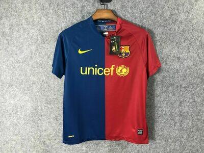 Camisa Barcelona  2008 Pronta Entrega