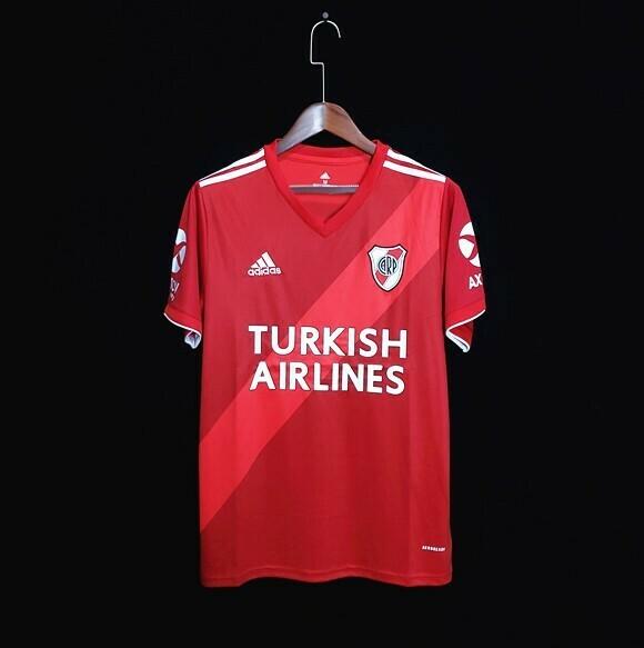 Camisa reserva do River Plate Away 2020-2021 Adidas