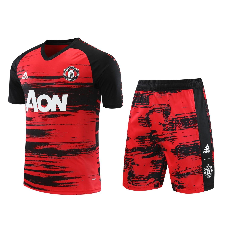 Kit Treino Manchester United