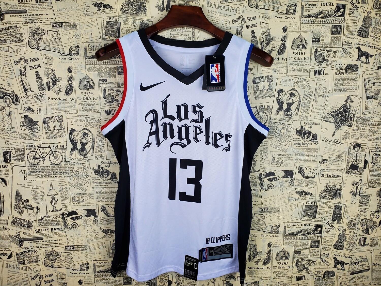 Regata NBA Nike Los Angeles George #13