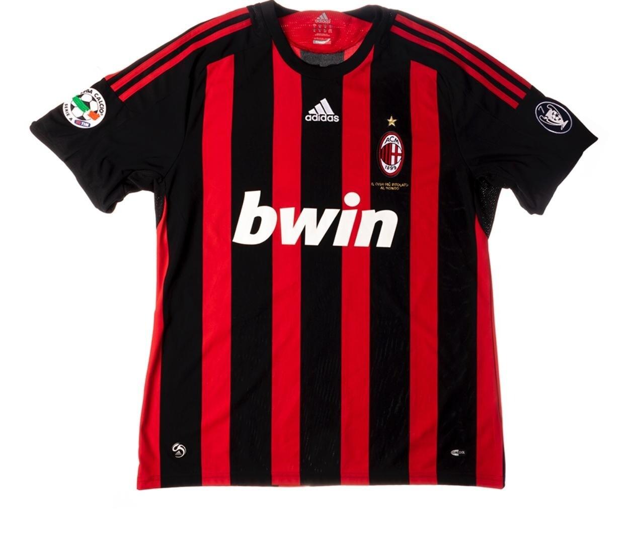 Camisa Milan 2008