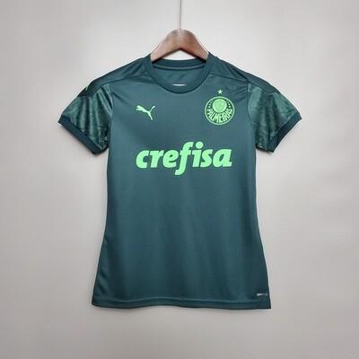 Camisa Palmeiras Puma III 20/21 - Feminina