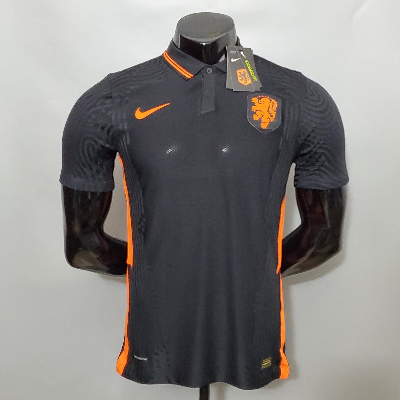 Camisa Seleção da Holanda 2020/2021 versão Jogador