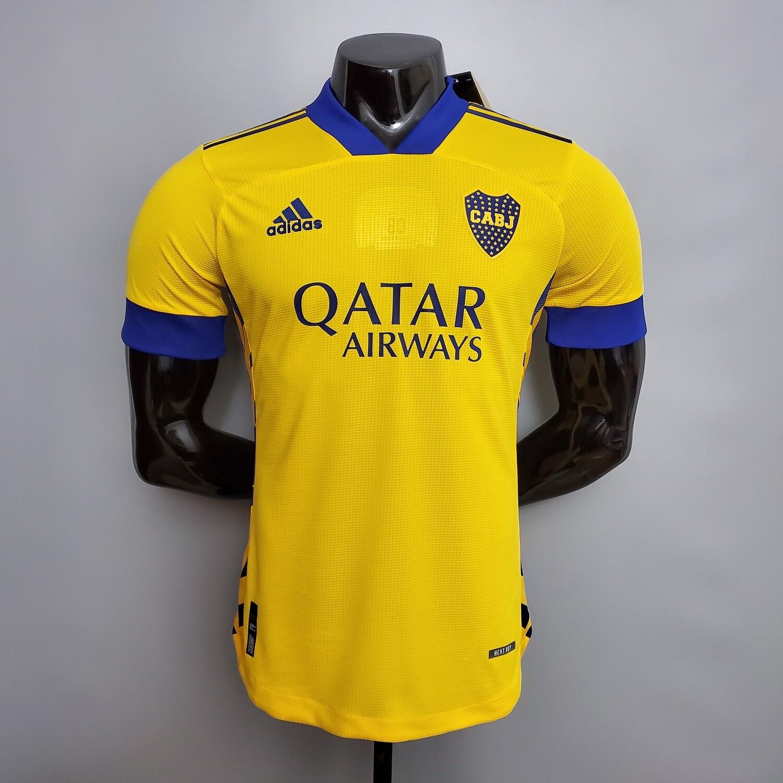 Camisa Adidas Boca Juniors III 20/21-Jogador