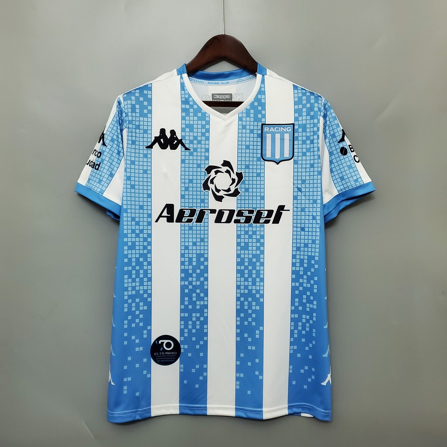 Camisa Racing Club 2020 I Home Kappa
