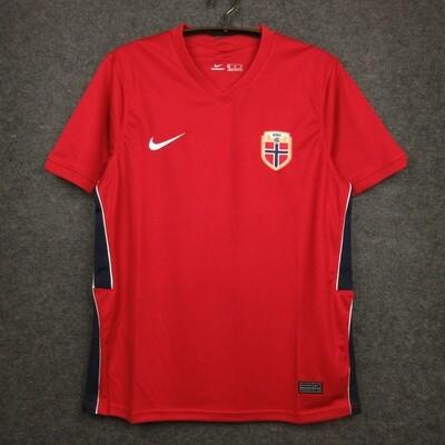 Camisa Noruega 2020-2021 Nike