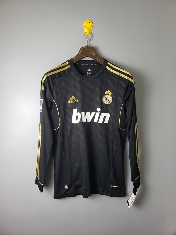 Camisa Real Madrid 2012 Manga  Longa