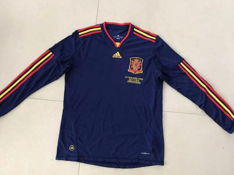 Camisa  Espanha  2010