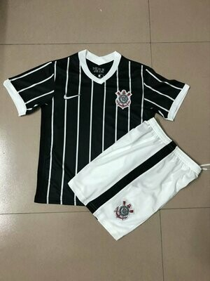 Camisa Nike Corinthians II 2020 Infantil