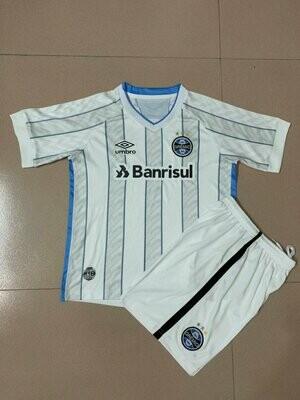 Camisa Grêmio  Infantil  2020/2021 Uniforme 2