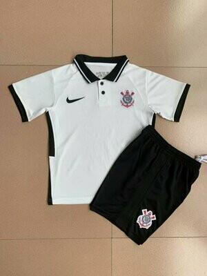 Camisa Nike Corinthians I 2020 Infantil