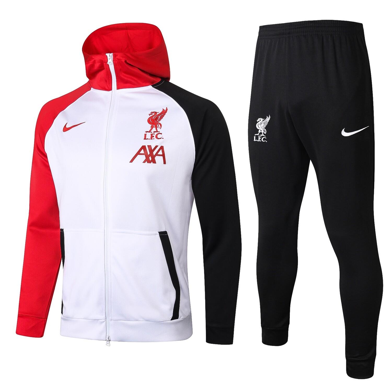 Kit Agasalho Liverpool Viagem 2020/2021