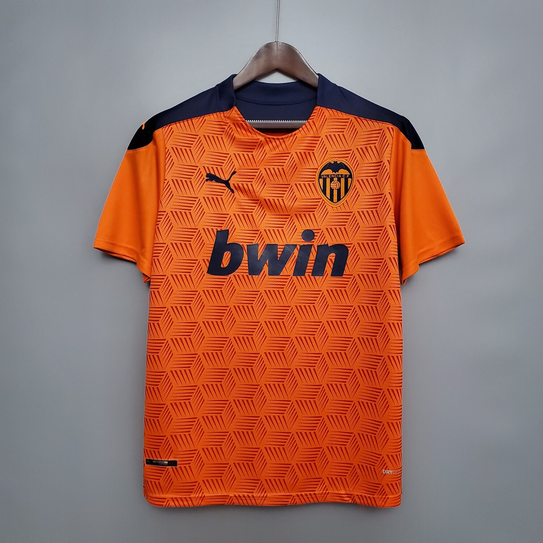 Camisa Valencia Away 2020/2021  Torcedor Puma Masculina