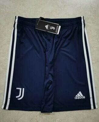 Calção Juventus  2020/2021 uniforme 2
