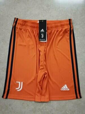 Calção Juventus  2020/2021 Jogo 3