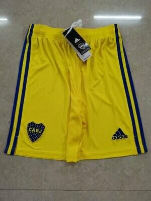 Calção Boca Juniors 2020/2021 Jogo 3