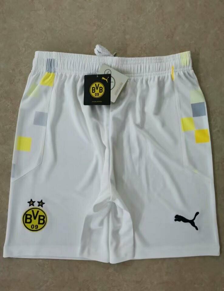 Calção Borussia Dortmund 2020/2021 Uniforme 3