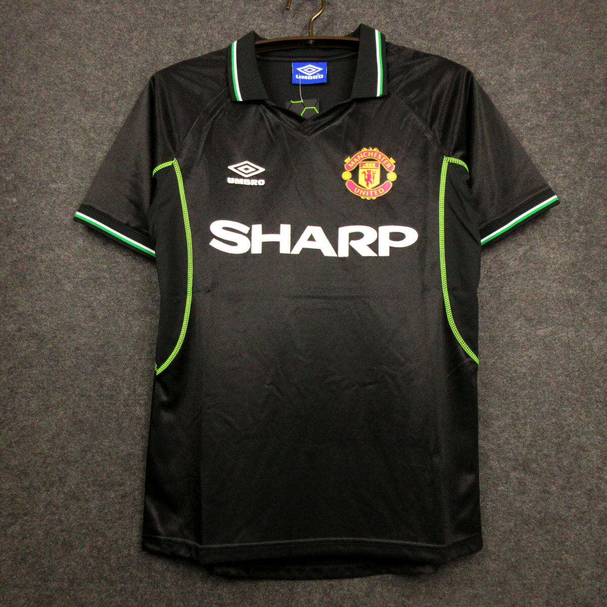 Camisa Manchester United 1998/1999