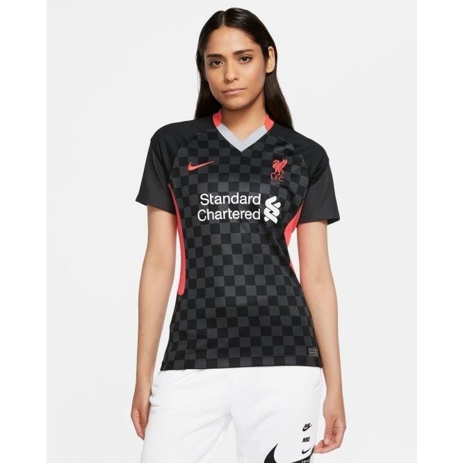 Camisa Liverpool Nike Third  2020/2021 Feminina