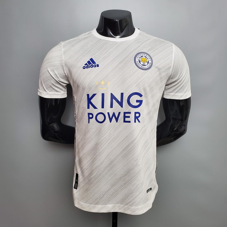 Camisa Adidas Leicester City away  2020/2021  Jogador