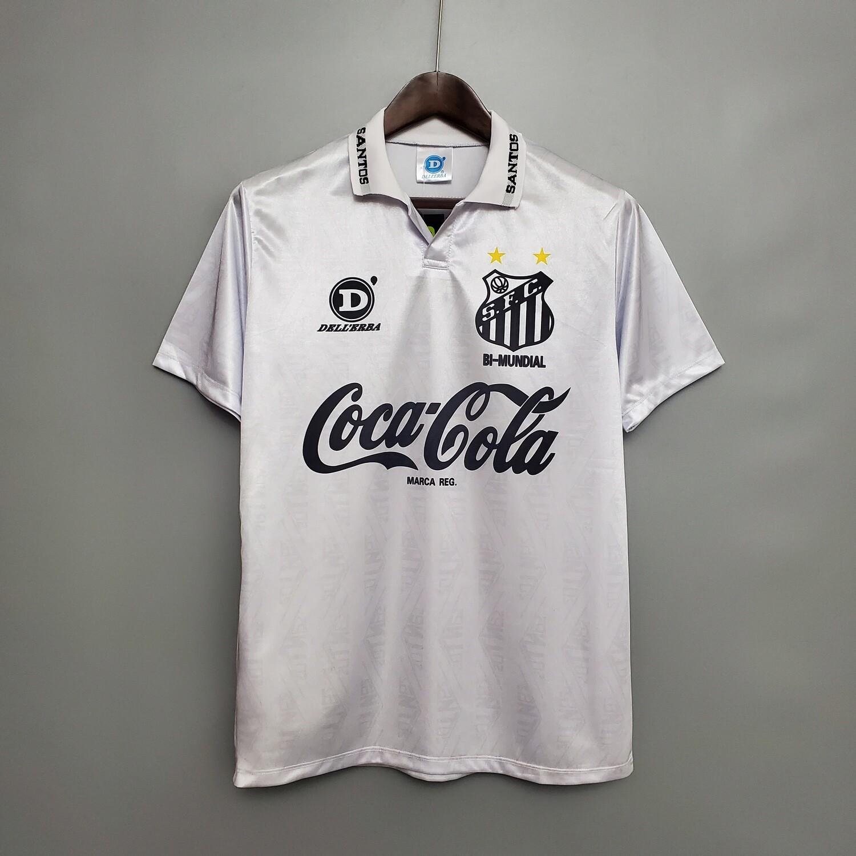 Camisa Dell'erba Santos Retrô 1993