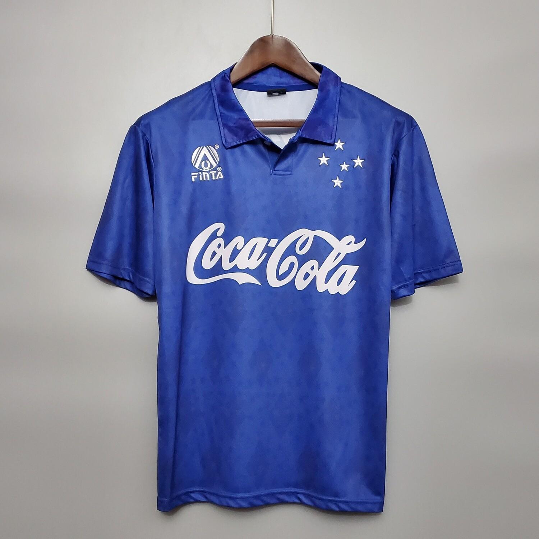 Camisa Cruzeiro 93/94 Home