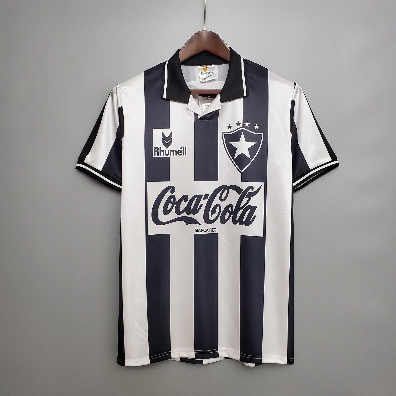 Camisa Botafogo 1994 Home Coca Cola