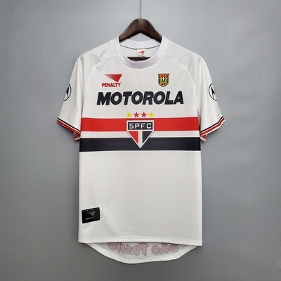 Camisa São Paulo Retrô 1999/2000