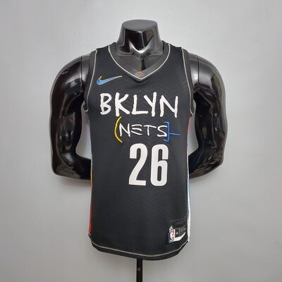 Regata Brooklyn Nets Dinwiddie #26