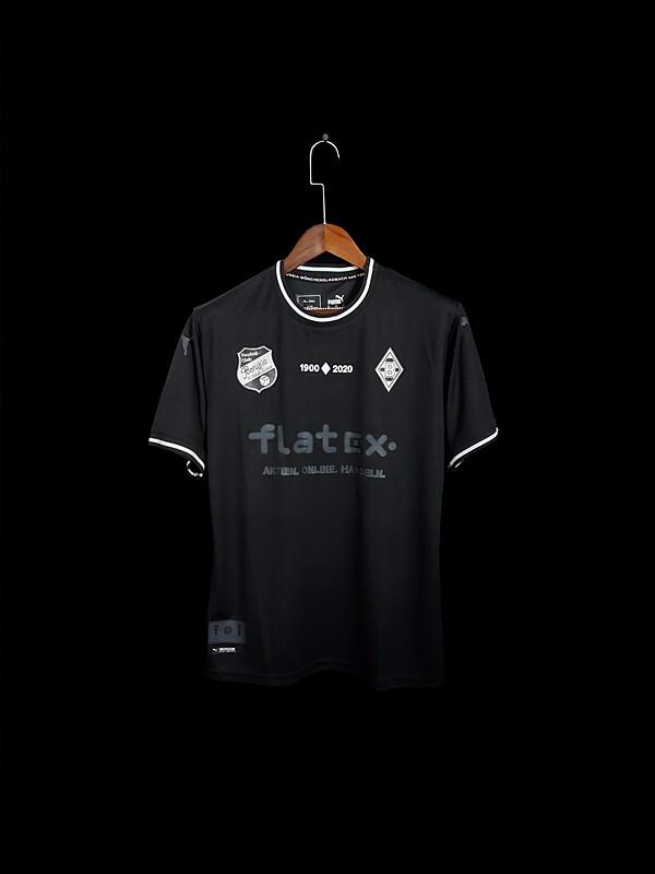 Camisa Borussia Mönchengladbach 2020-2021 PUMA Edição Comemorativa