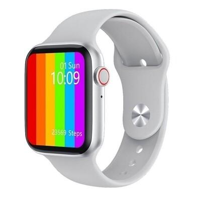 Smartwatch Relógio Eletrônico Iwo W26 - Tela Infinita - 44mm