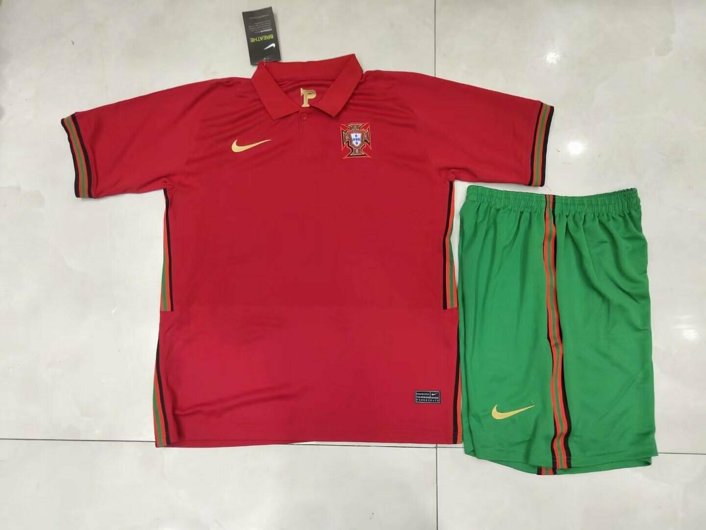 Camisa seleção de Portugal Infantil 2020