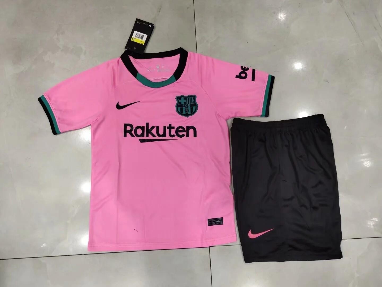 Camisa Infantil Barcelona  2020/2021