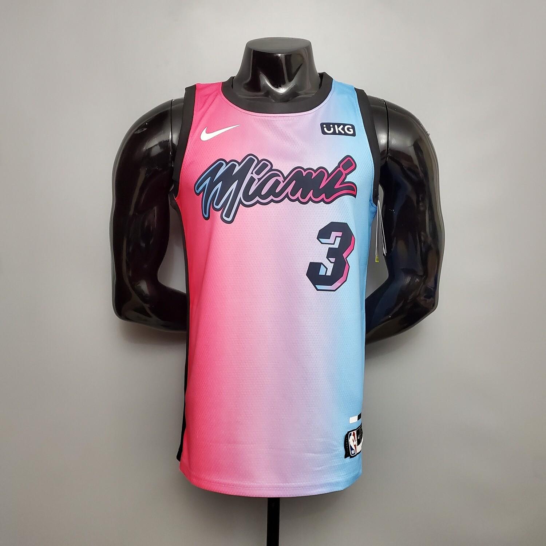 Regata Miami Heat WADE #3