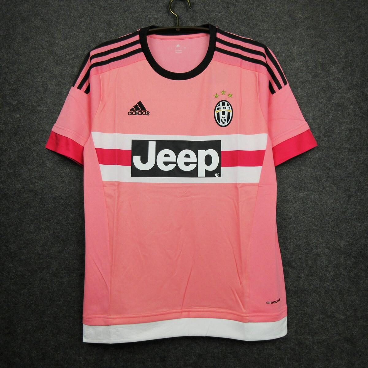 Camisa Juventus 2015 Retrô