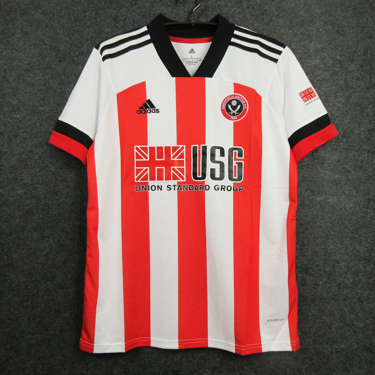 Camisa Sheffield United 2020/2021 Home