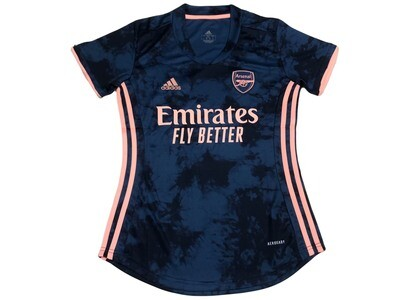 Camisa Arsenal Feminina Adidas 2020/2021 Jogo 3