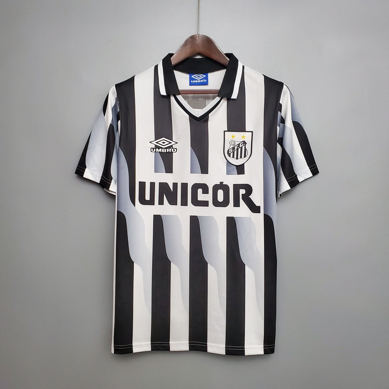 Camisa Santos Retrô 1998