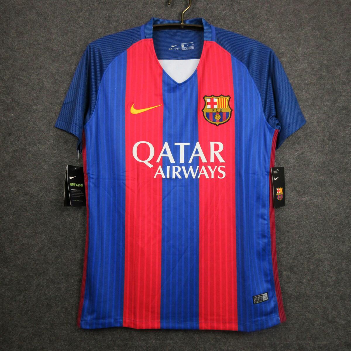 Camisa Retro Barcelona 2016/2017