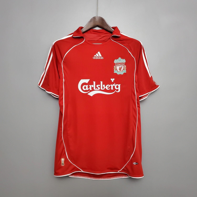 Camisa Liverpool 2006/2007