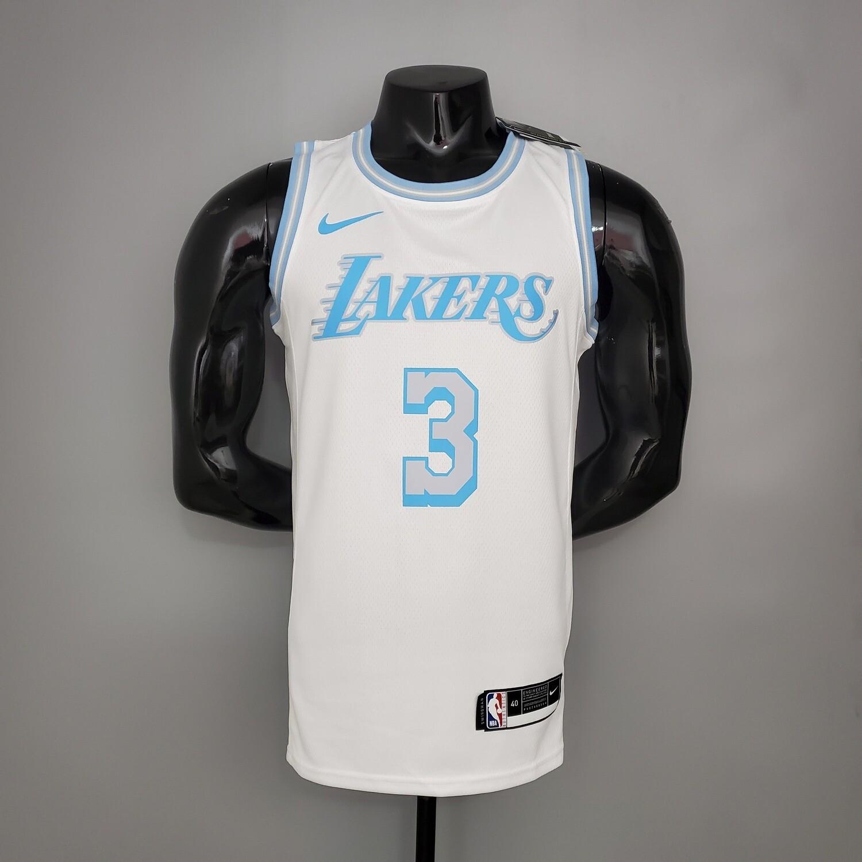 Regata Basquete NBA Los Angeles Lakers  DAVIS #3