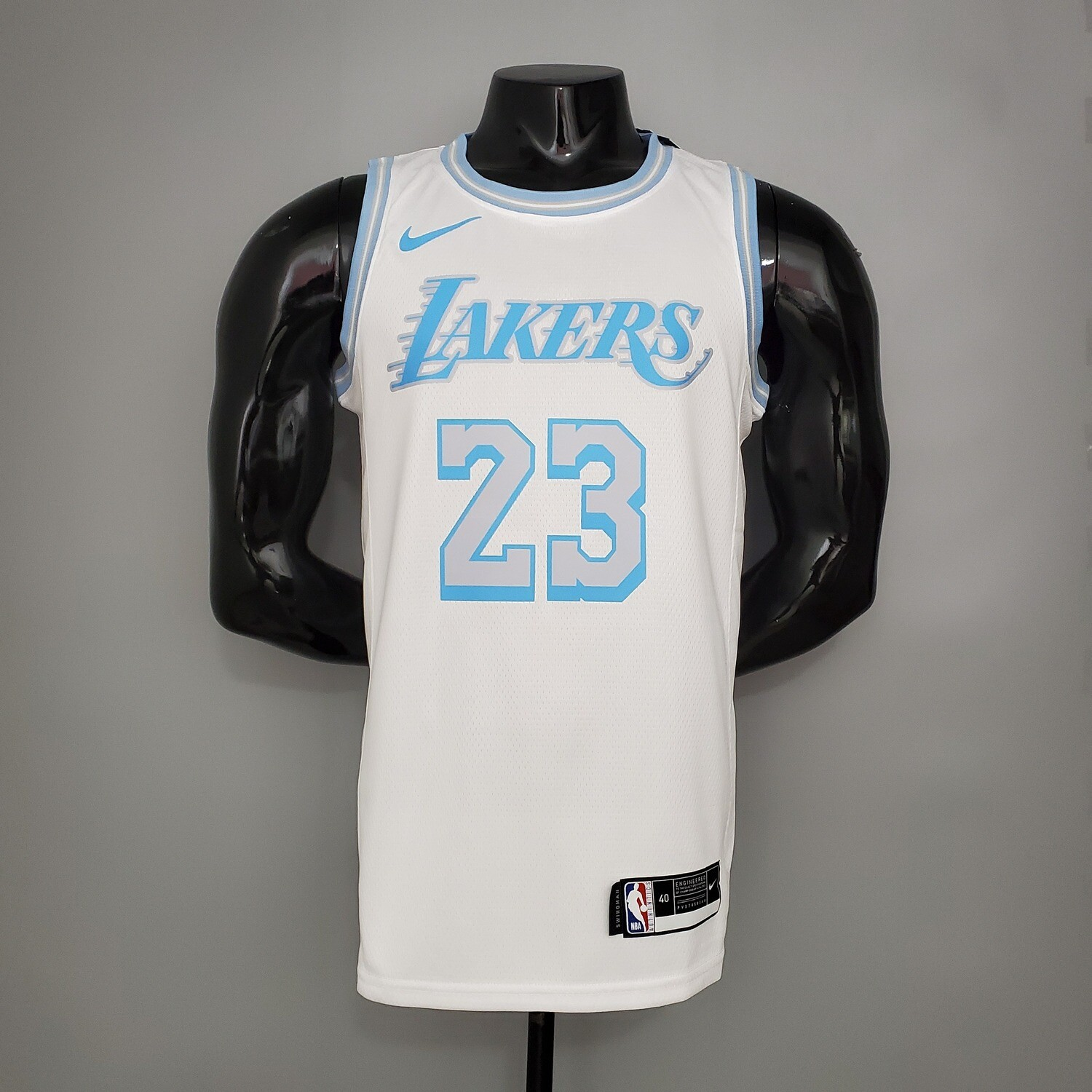 Regata Basquete NBA Los Angeles Lakers  James  #23