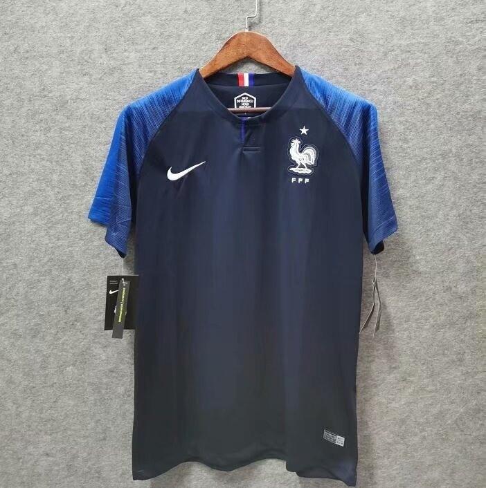 Camisa França 2018 Home Retrô