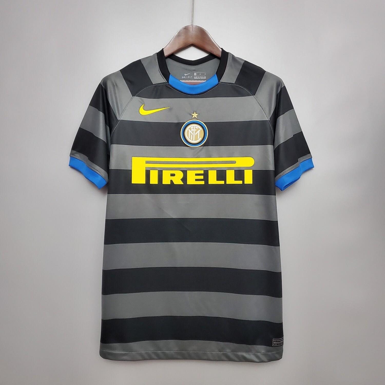 Camisa Inter de Milão 2020-2021 Nike Jogo 3